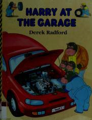 Cover of: Harry at the garage | Derek Radford