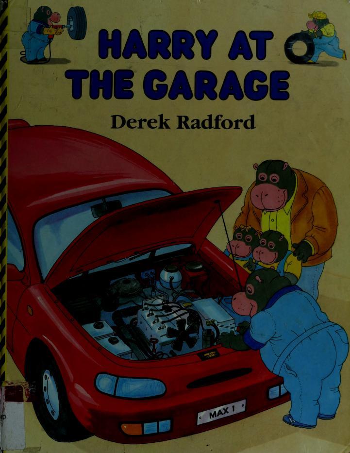 Harry at the garage by Derek Radford