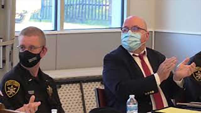 WATCH: Seneca County Police Reform Forum in Seneca Falls (video)