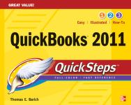 Cover of: Quickbooks 2011 quicksteps